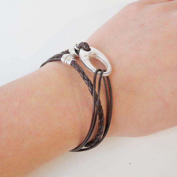bracelet luceres porté